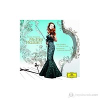 Anne-Sophie Mutter - Mozart: The Violin Concertos Sinfonia Concertante