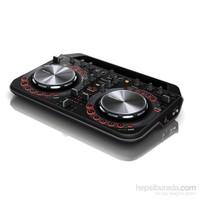 Pioneer DJ DDJ-Wego2-K / DJ Controller - Virtual DJ (Siyah)