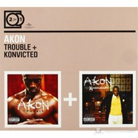 Akon - Trouble / Konvicted