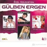Gülben Ergen (4 CD Özel Koleksiyon)