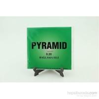 Yissi 0,20 Uzun Sap Pyramid Bağlama Tel