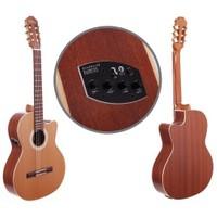 Rodriguez Gitar Klasik Rc744mneq Sahne Gitarı