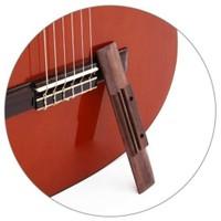 İmecemuzik Klasik Gitar Tahta Köprü Diplik Gcbr