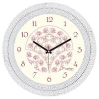 Cadran Luxury Dekoratif Çatlak Desen Duvar Saati-4