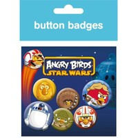 Rozet Seti - Angry Birds Star Wars Rebellion Pack