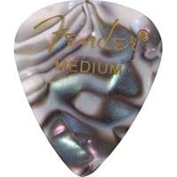 Fender 351 Shape Premium Picks, Medium, 12 Pack, A