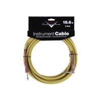 Fender 18.6' Custom Shop Perf. Cable, Angled, Twd