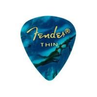 Fender 351 Shape Premium Picks, Thin, 12 Pack, Oce