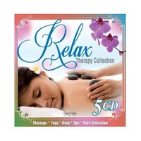 Relax - Therapy Collection 5'li CD
