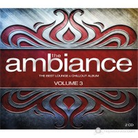 Various - The Ambiance Vol.3