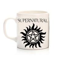 Köstebek Supernatural - Logo Kupa