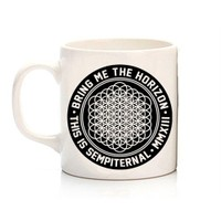 Köstebek Bring Me The Horizon - This Is Sempiternal Kupa