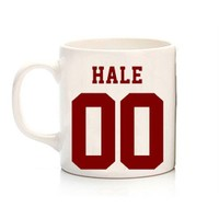 Köstebek Teen Wolf - Hale 00 Kupa