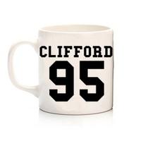 Köstebek Micheal Clifford - 5 Kupa