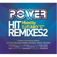 """Power Hit Remixes 2 - Mixed By Funky """"C"""""""