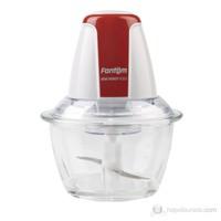 Fantom R 200 Mini Robot 300 W Doğrayıcı-Kırmızı
