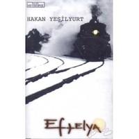 Eftelya (Hakan Yeşilyurt) (cd)