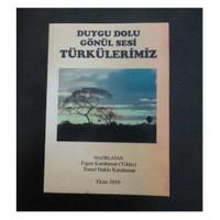 Türküler Repertuarı Kitabı