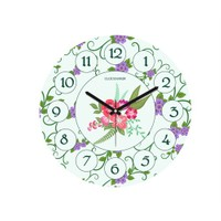 Clockmaker By Cadran 30X30 Mdf Duvar Saati Cmm181