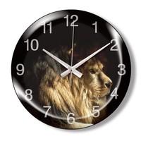 Clocktime By Cadran Dekoratif Bombeli Cam Duvar Saati Ct83