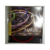 Kısa Sap Saz Teli Aurora Kırmızı Tel 018