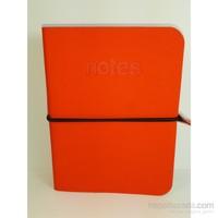 Make Notes A5 Defter Fıscagomma/Orange