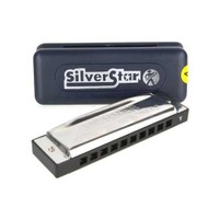Hohner Silver Star Harmonika