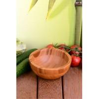 Royal Windsor Lüx Bambu Salata Kasesi - 12,5 Cm