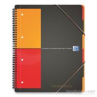 Oxford Organiserbook A4+ 24,5X31 80Yp Kareli