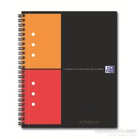 Oxford Internatıonal Actıvebook A5 80Yp Kareli