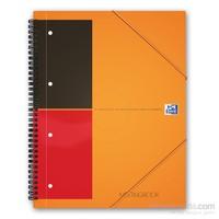 Oxford Meetingbook A4+ 24X31 80 yp Çizgili