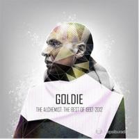 Goldie - Alchemıst Best of 1992-2012 Remixes from Bjork/Ed Sheeran (3 CD)