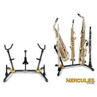 Hercules Ds538b Alto+Tenor+Sopr Sax+Flüt+Klarnet Sehpası