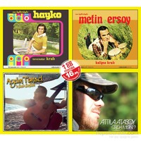 Attila Atasoy - Aydın Tansel - Hayko - Metin Ersoy - 4 Albüm Birarada