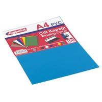 Bigpoint Cilt Kapağı A4 Opak Mavi 100'Lü Bp68835