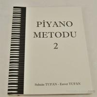 Piyano Metodu 2 Selmin Tufan - Enver Tufan