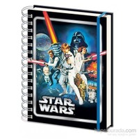 A5 Defter Star Wars A New Hope