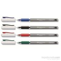 Faber-Castell SpeedX Tükenmez Kalem Kırmızı 0,7