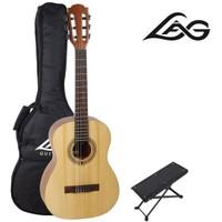 Lag Oc44-Packex Occitania Klasik Gitar Seti