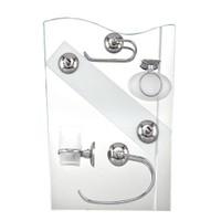 6 lı Lavabo Ayna Seti-529