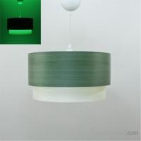 Crea Lighting/Fosforix Sarkıt 40 Cm/Wood/Yeşil Armut