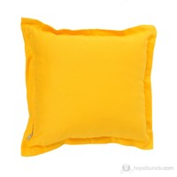 Belde Panama Renkli Kırlent - Açık Sarı