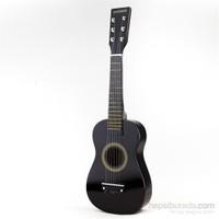 Santana 6 Telli Siyah Klasik Çocuk Gitarı