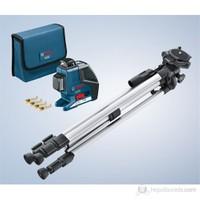 BOSCH GLL 2-80 P-Profesyonel Düzlemsel Lazer (BS 150 Tripod Hediyeli)