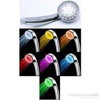 HomeCare PİLSİZ 7 Renk Değiştiren Duş Başlığı 091160