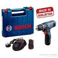 Bosch Gsb 1080-2-Lı 10,8V Akülü Darbeli Delme/Vidalama