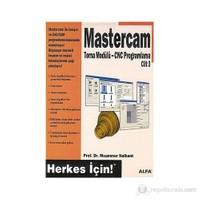 Mastercam Torna Modülü - Cnc Programlama Cilt 3-Muammer Nalbant