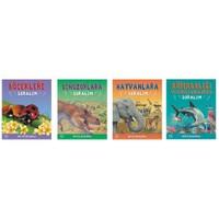 Hayvanlara Soralım Seti (4 Kitap)