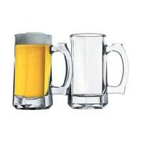 Paşabahçe 6'lı Bira Bardağı