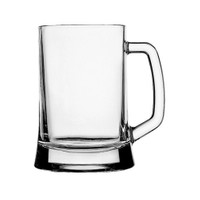 Paşabahçe Tekli Kulplu Bira Bardağı